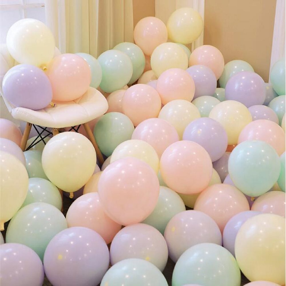 18 Inch Colorful Big Large Giant Helium Latex Ballons Wedding Party Decoration