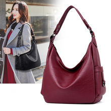 handbags women shoulder crossbody bag female casual large totes high quality artificial leather ladies hobo messenger bag
