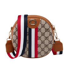 2019 spring New style printed WOMEN'S bag European and Ameri