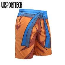 Мужские пляжные шорты ursporttech быстросохнущие для серфинга