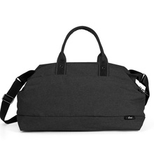 CAI Travel Bag Men Oxford Luggage Carry on Business Trip Duffle Folding Bags Gym Suitcase waterproof Handbag Overnight Weekend