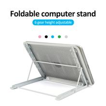 Adjustable Fold Holder Tablet Stand For IPad Samsung Xiaomi Tablet Desktop Holder For IPad Soporte Tablet Stand Tablet Holder cheap Metal