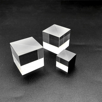 Niestandardowe Beamsplitter Cube 25*25*25mm pryzmat kątowy Tri pryzmat kątowy Cube Beamsplitter AR powłoka prawy pryzmat kątowy klej pryzmat tanie i dobre opinie NoEnName_Null CN (pochodzenie) 60 40 25 *25 * 25mm 5 to 5 split 0 2mm 10 * 10 * 10mm 5 to 5 split Beam splitter Scientific experiment optical field