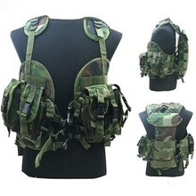 Military Gear Tactical Army Combat Airsoft Hunting Molle Vest Paintball Wargame Body Armor Outdoor CS Training Protection Vest tactical vest hunting equipment airsoft vest army military gear outdoor paintball police molle vest for cs wargame 6 colors