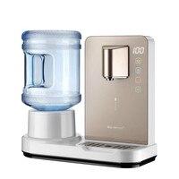 Aquecimento rápido mini desktop máquina de beber pequeno instantâneo aquecimento desktop casa inteligente água potável direta|Distribuidores de água| |  -