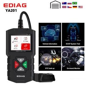 Image 1 - EDIAG YA201 OBD2 code reader OBD 2 YA201 auto Reader Upgrade Über USB FREIES Lebensdauer OBDII Auto Diagnose Werkzeug PK CR3001 AL319