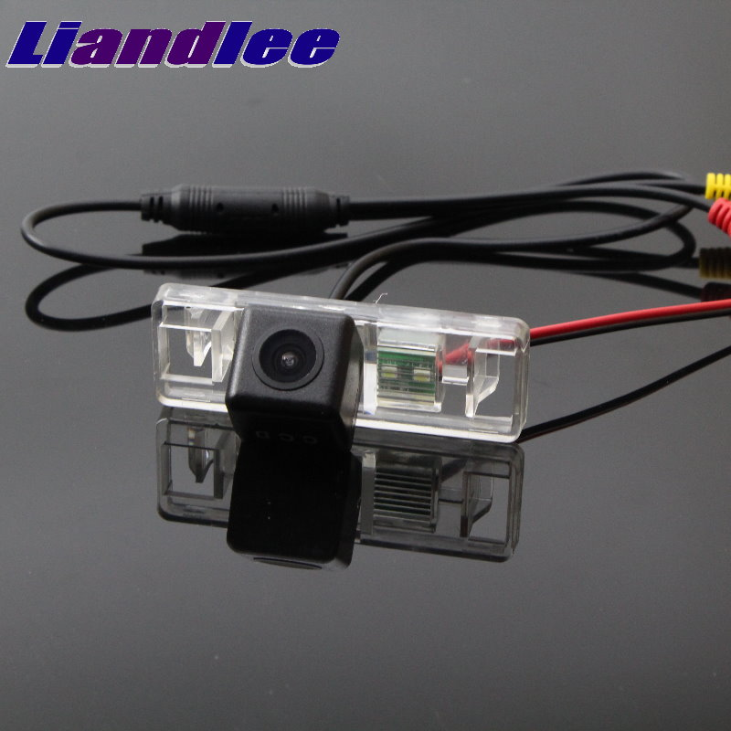 Liandlee Car Rear View Camera For <font><b>Peugeot</b></font> <font><b>407</b></font> 2D <font><b>coupe</b></font> 4D Sedan Night Vision Reversing Camera Car Back up CAM HD CCD image