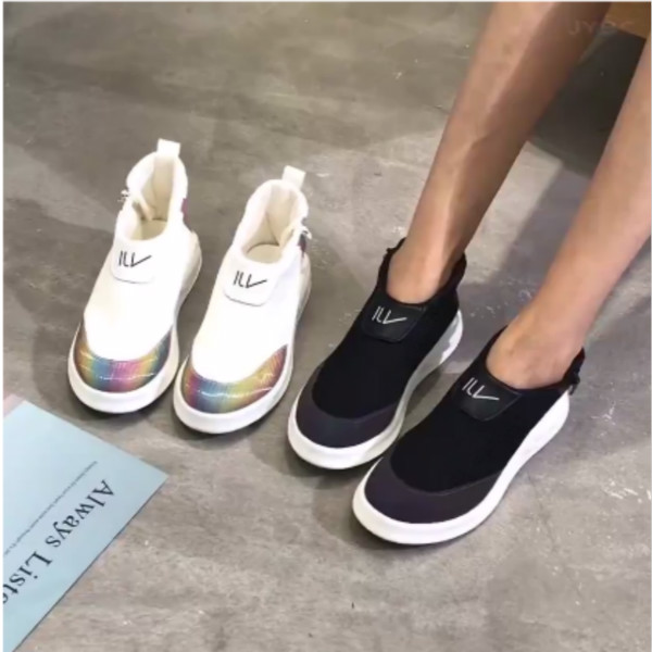 2020 New Chunky Sneakers for Women Vulcanize Shoes Fashion Platform Sneakers Women Comfortable Light Breathable Mesh Sport Shoes