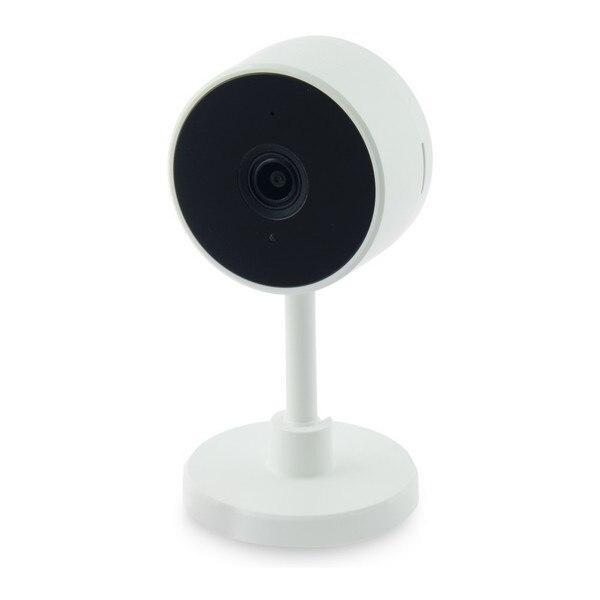 IP camera KSIX Smart Home 2 MP 130º 128 GB WiFi White