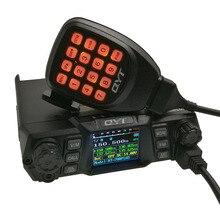 100 watów bardzo wysokie mocy QYT KT 780 Plus VHF136 174mhz radia samochodowego/przenośna radiostacja KT780 200 kanały daleki zasięg komunikacji