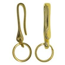 Сверхмощный латунный ключ сумка с пряжкой чехол отделением для