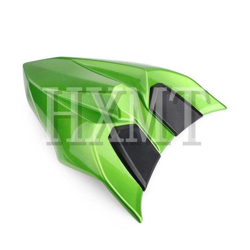 For Kawasaki Ninja 650 Z650 ER6F 2017 2018 2019 2020 green motorcycle Pillion Rear Seat Cover Cowl Solo Seat Cowl Ninja650 ER-6F(China)