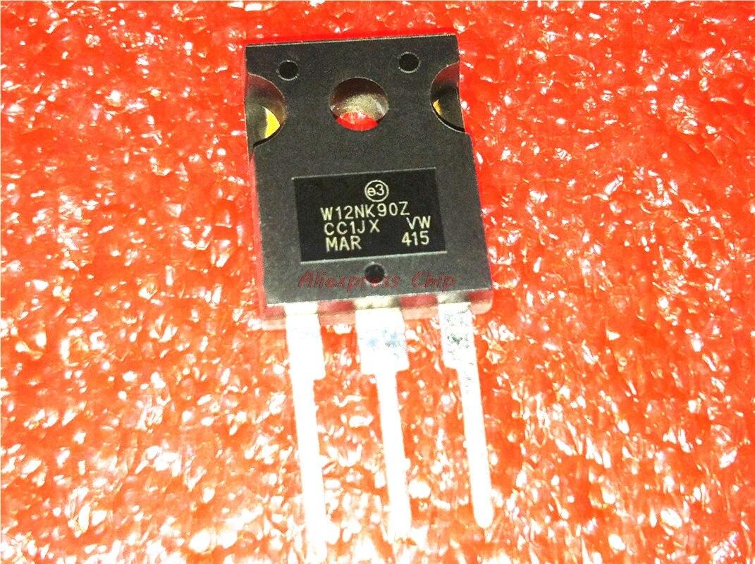 1pcs/lot STW12NK90Z TO-247 W12NK90Z TO247 12N90 Original In Stock