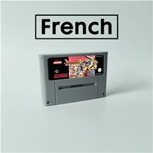 브레스 오브 파이어 II 2 프랑스어 RPG 게임 카드 EUR 버전 영어 배터리 저장