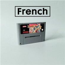Respiração de fogo ii 2 língua francesa rpg cartão de jogo eur versão inglês língua bateria salvar