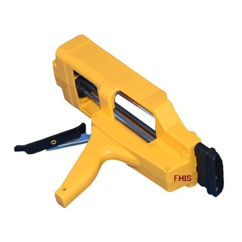 Two-Component 400ml 1:1 Capacity Manual AB Glue Gun Manual Caulking Joints Agent Beauty of True