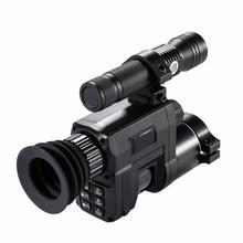 2021 New Digital Night vison rilfescope Scope mate Hunting sight Camera wifi APP digital camera for Riflescope