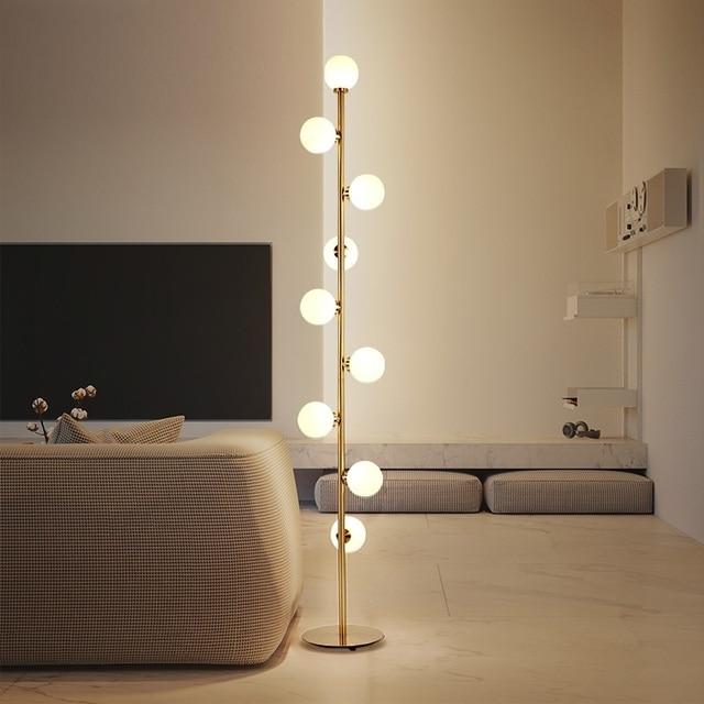 Modern LED Standing Lamp  5