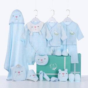 Одежда для новорожденных; Подарочный комплект; комплекты нижнего белья; 100% г.; плотный теплый комплект одежды для младенцев; Новое поступлен...