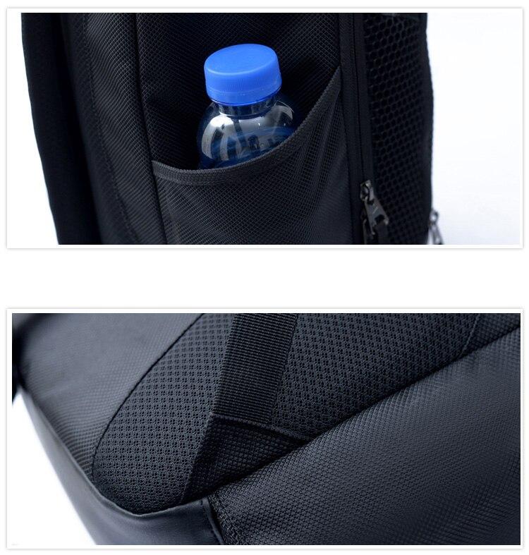Nike homme Fanshion grande capacité sac d'entraînement respirant sport sac à dos mode Camping sacs femmes - 4