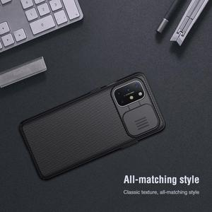 Image 4 - Top Sale For OnePlus 8T Case Slide Camera Cover Protect Privacy Back Cover Nillkin