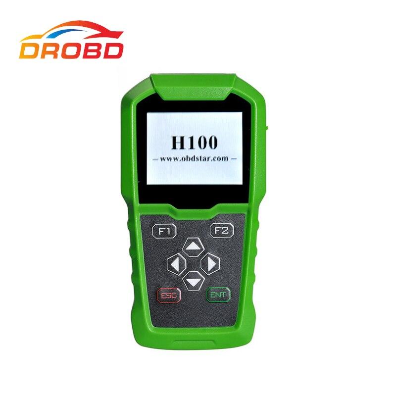 OBDSTAR H100 Für Ford/Mazda Auto Key Programmer Unterstützt 2017/2018 Modelle wie F150/F250/F350 diagnose-Tool