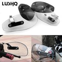 Motorcycle handguards Hand guard windshield windproof for honda shadow 600 kawasaki ninja 650r yamaha 09 tracet suzuki dr 650