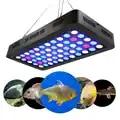 Dimmbare LED Aquarium Beleuchtung Volle Spektrum Marine 165W Fisch Riff Tank Lichter Korallen SPS LPS EU/UNS/ UK Stecker