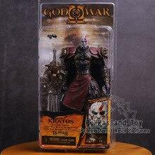 NECA Thần Chiến Tranh Kratos Nhựa PVC Đồ Chơi