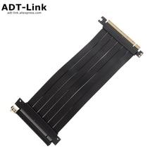 كابل Ethereum PCIe Riser ، 3.0 X16 PCI Express Riser موسع ، التوافق ETH RTX 2060 3060 3070 3080 3090 GUP Riser