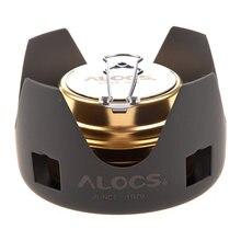 Aocs портативный мини Ультра светильник спиртовая горелка уличная