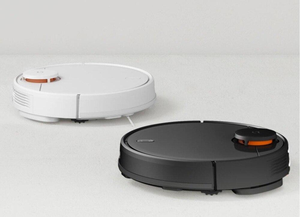 Hb7d20396a76c43119a4a64a9378930f4f Xiaomi Robot Vacuum Cleaner STYTJ02YM Sweeping Mopping Floor Smart Planned LDS+WiFi Mijia App 2100Pa S50