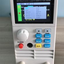 Быстрое прибытие ET5410/ET5411 одноканальный электронный постоянный ток нагрузка 400 Вт/150 в/15A, 400 Вт/500 В/40A с интерфейсом USB бесплатное программное обеспечение для ПК