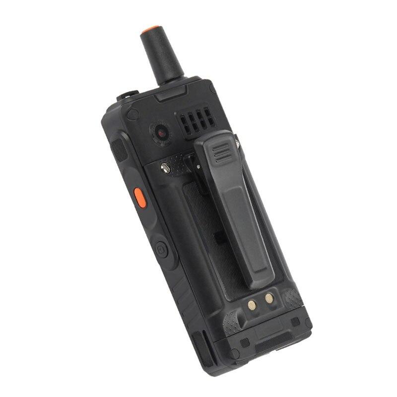 UNIWA Alpi F40 Zello Walkie Talkie 1GB + 8GB Smartphone Del Telefono Mobile IP65 Impermeabile 2.4 Touchscreen LTE MTK6737M Quad Core - 5