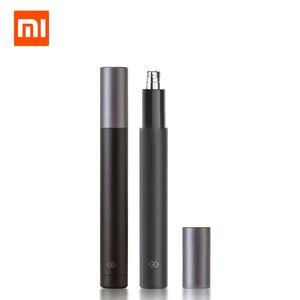 Image 1 - Xiaomi триммер для волос в носу HN1 с острыми лезвиями для мытья тела портативный минималистичный дизайн безопасная отделка волос в носу для семейного ежедневного использования мини