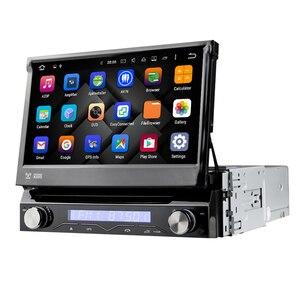 Image 4 - Eunavi 1 Din Android 9.0 8 Core Car DVD Player For Universal GPS Navigation Stereo Radio WIFI MP3 4G RAM 64G ROM Audio USB SWC