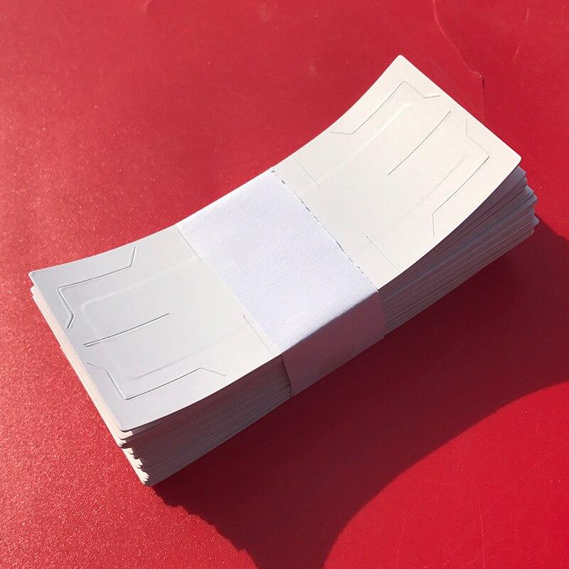 RFID UHF Tamper Label Paper Vehicle Glass Label ALIEN 9654