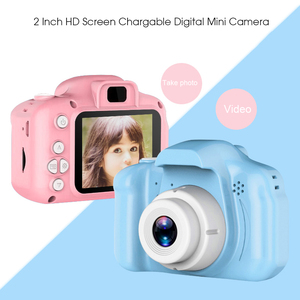 Image 1 - Kids Mini Camera Children Educational Toys for Boys Girls Baby Gifts Birthday Gift Digital Camera 1080P Projection Video Camera