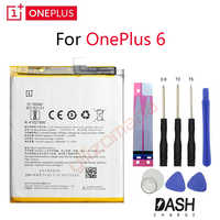 ONEPLUS Original Phone Battery For OnePlus 6 A6001 BLP657 3210/3300mAh High Quality Replacement Li-ion Batteries Free Tools