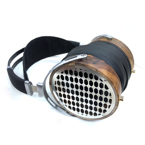 105mm sobre a orelha fones de ouvido de alta fidelidade diy grandes fones habitação para 50mm 52mm 53mm unidade alto-falante metal headbands caso escudo
