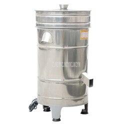 TS20 ze stali nierdzewnej warzyw mięso Sparerib odwadniacz 1400 obr/min zasadę odśrodkowej do kuchni przemysłowych i restauracyjnych odwadniacz żywności suszarka do