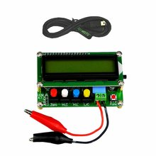 LC100A Full-function Inductance and Capacitance Meter Inductance Meter Capacitance Meter LC meter стоимость