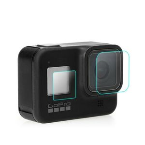 Image 1 - Tempered Glass Screen Protector for GoPro Hero 8 Black Lens Protection Protective Film for Gopro8 Go pro 8 Camera Accessories