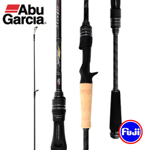 Abu Garcia Hornet Stinger Vanguard Carbon Fishing Rod 1.98-2.43m FUJI Guide Rings Reel Seat M/ML Power Fast Spinning Casting Rod