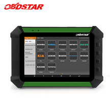 OBDSTAR X300 DP Car Key Programmer Full Configuration Odometer Correction All Keys Lost OBD2 Automotive Scanner for Toyota BMW(China)