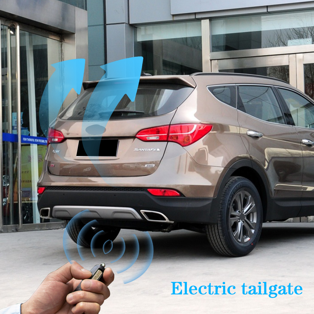Electric Tailgate For HYUNDAI Santa Fe Intelligent Remote Control Power Operated Tail Gate Opening Closing Rear Door Lifting