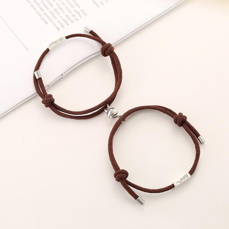 magnet bracelet couple (2)