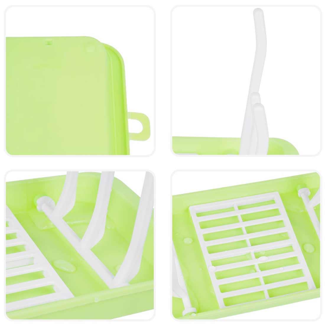 varios colores CMP Soporte para secar 6/biberones y accesorios