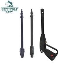 Lavor Sterwin – pistolet à jet deau haute pression, en plastique, à filetage, accessoire de nettoyage des murs et des sols