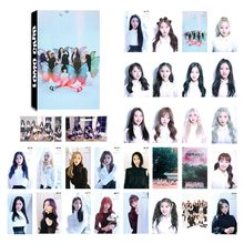 30 pièces/ensemble LOONA papillon Album auto-fait papier Lomo carte Photo affiche carte Photo Fans Collection de cadeaux(China)